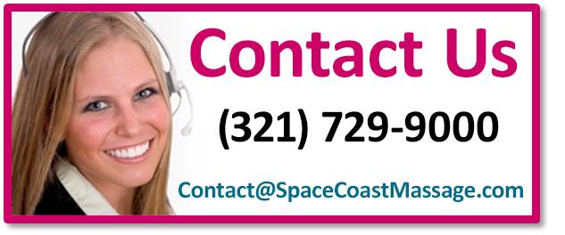 Contact Space Coast Massage