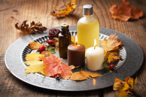 spa, day spa, massage, massage therapy, relaxation, aromatherapy, autumn scents for the spa