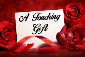 the gift of love. massage therapy
