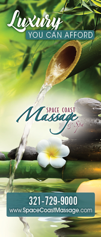 Space Coast Massage Brochure