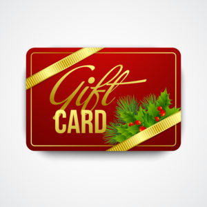 Space Coast Massage & Spa - Christmas Gift Card